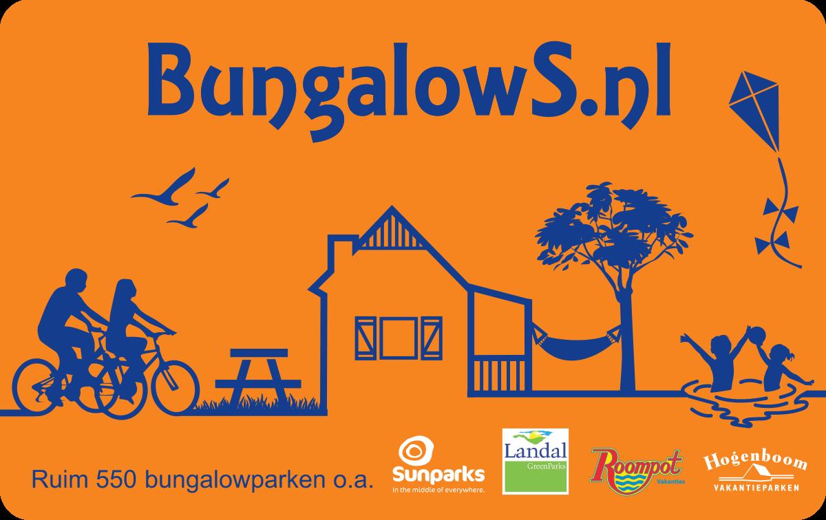 Bungalows.nl cadeau card