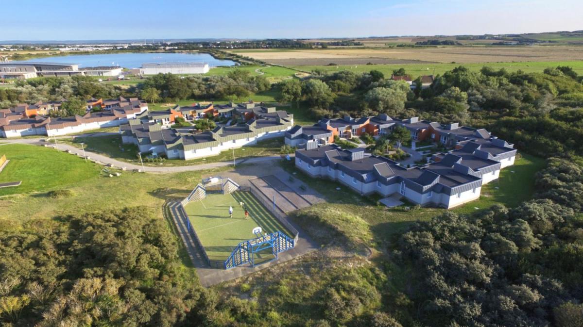 VVF Villages Côte d'Opale - Blériot-Plage