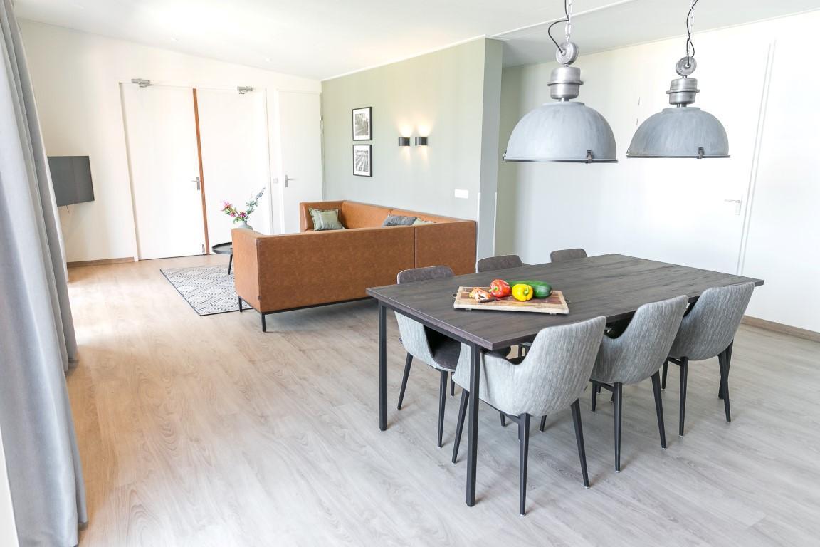 Persoons kajuit bungalow luxe strandpark vlugtenburg