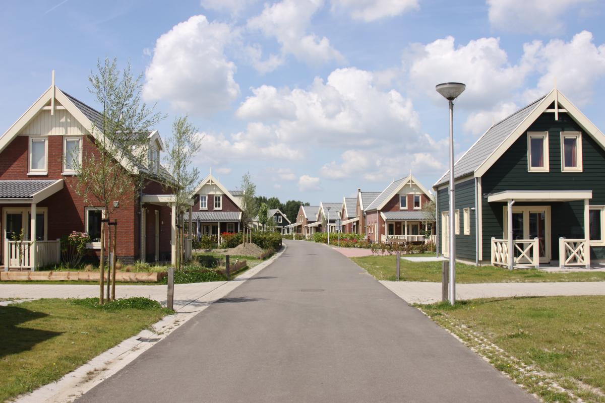 Hogenboom Vakantiepark Zuytland Buiten