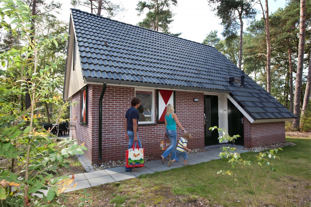 Roompot Vakanties Bospark Lunsbergen
