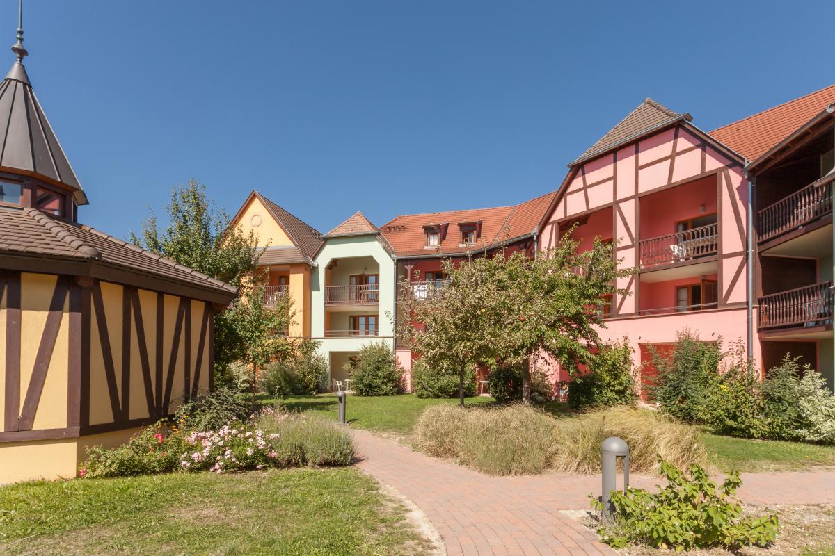 Pierre et Vacances Résidence Le Clos d'Eguisheim