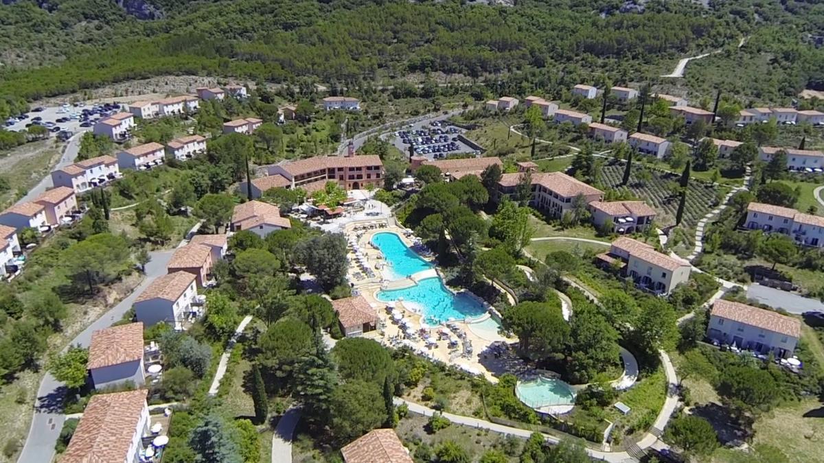 Pierre et Vacances Vakantiepark Le Rouret en Ardeche