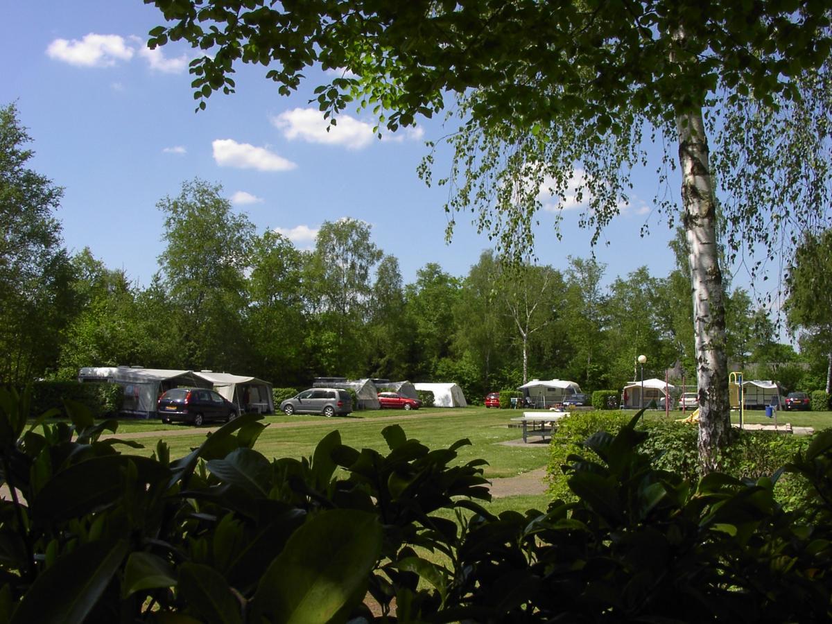 Vodatent Familiepark de Vechtvallei