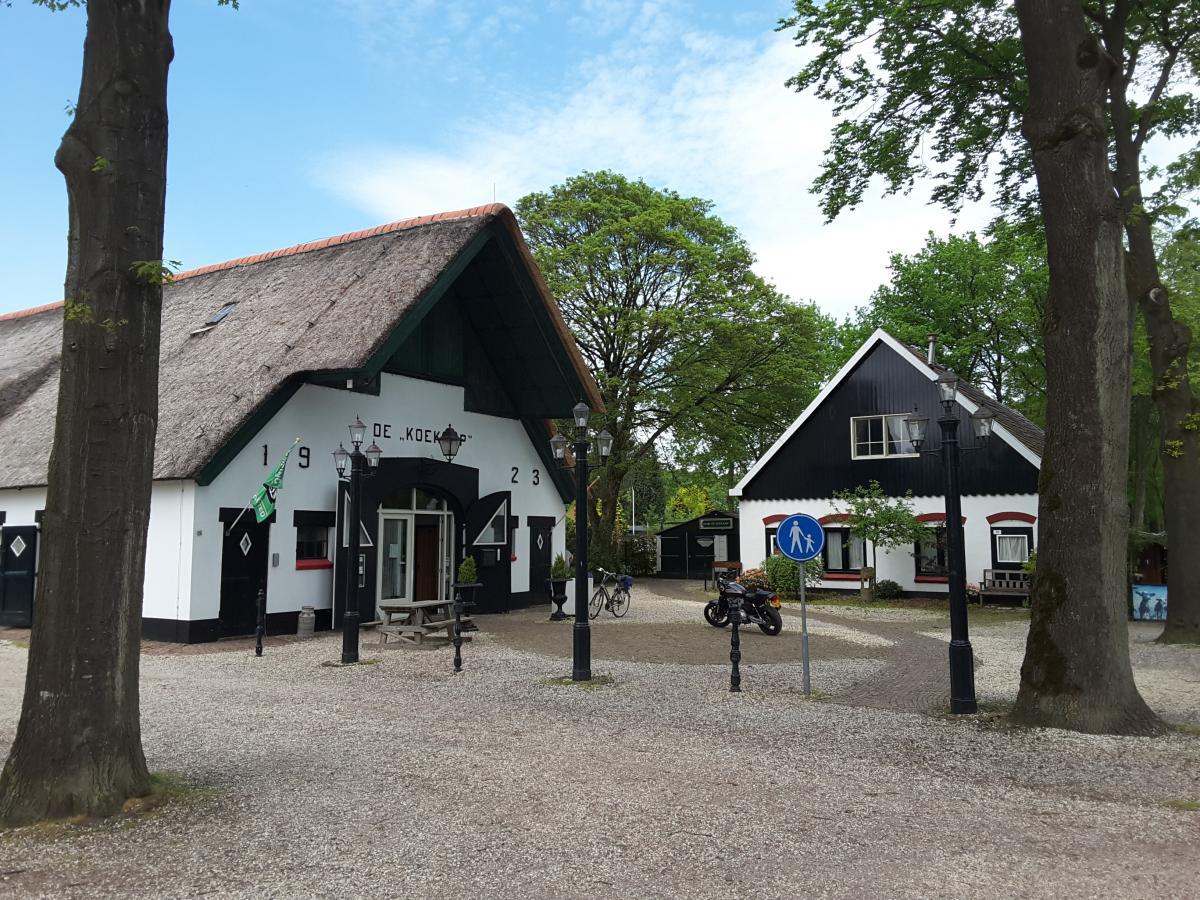 Vodatent Campingpark de Koekamp
