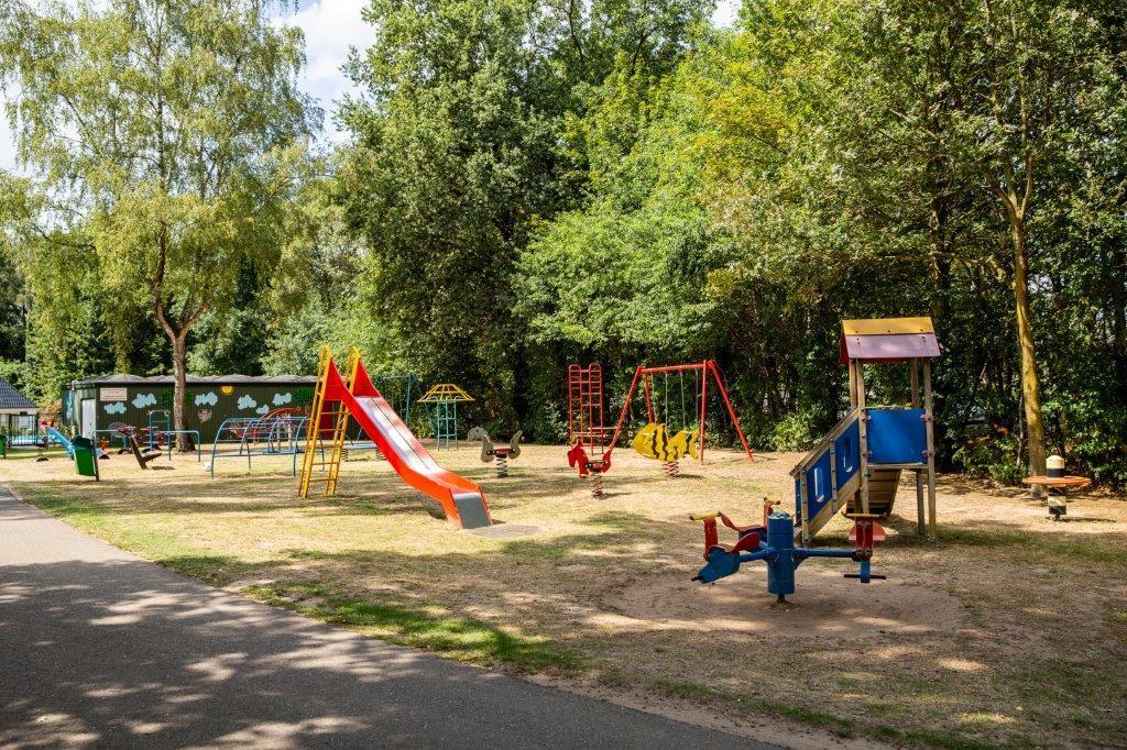 Vodatent Recreatiepark Camping De Wrange