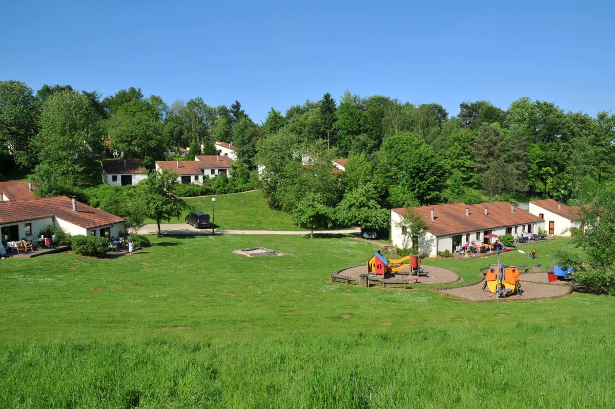 Bungalowpark Vallee de Rabais
