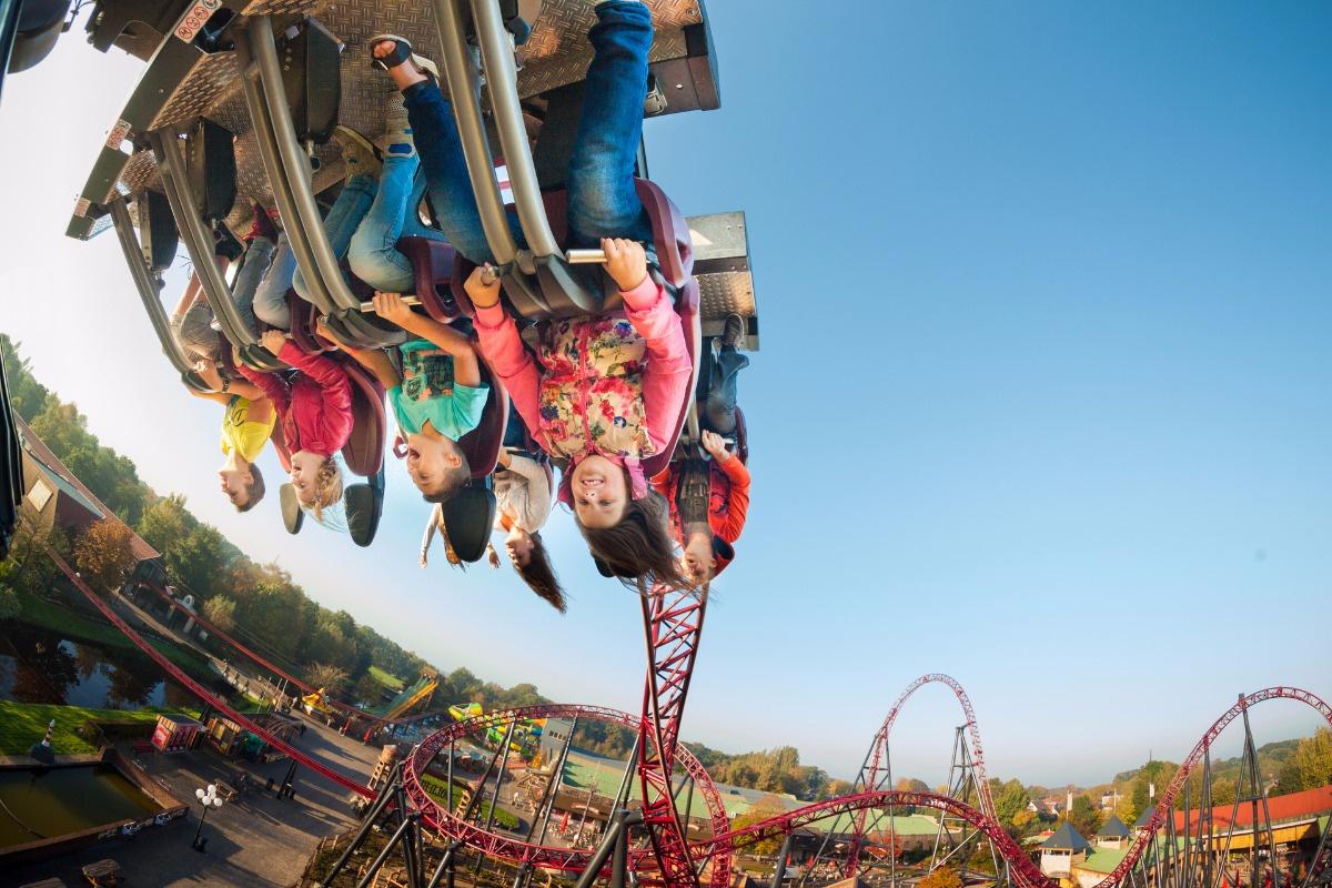Attractie- & Vakantiepark Slagharen - inclusief entree tickets